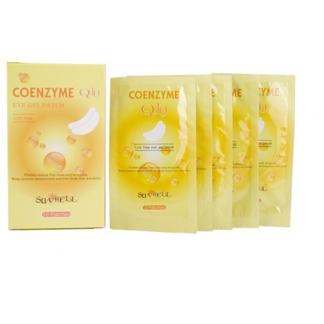 Suprem'Soin Patches Coenzyme Q10