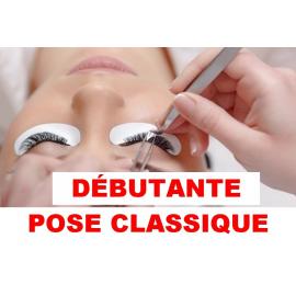 Formation Pose Classique Débutante