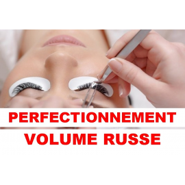 Formation Volume Russe Perfectionnement